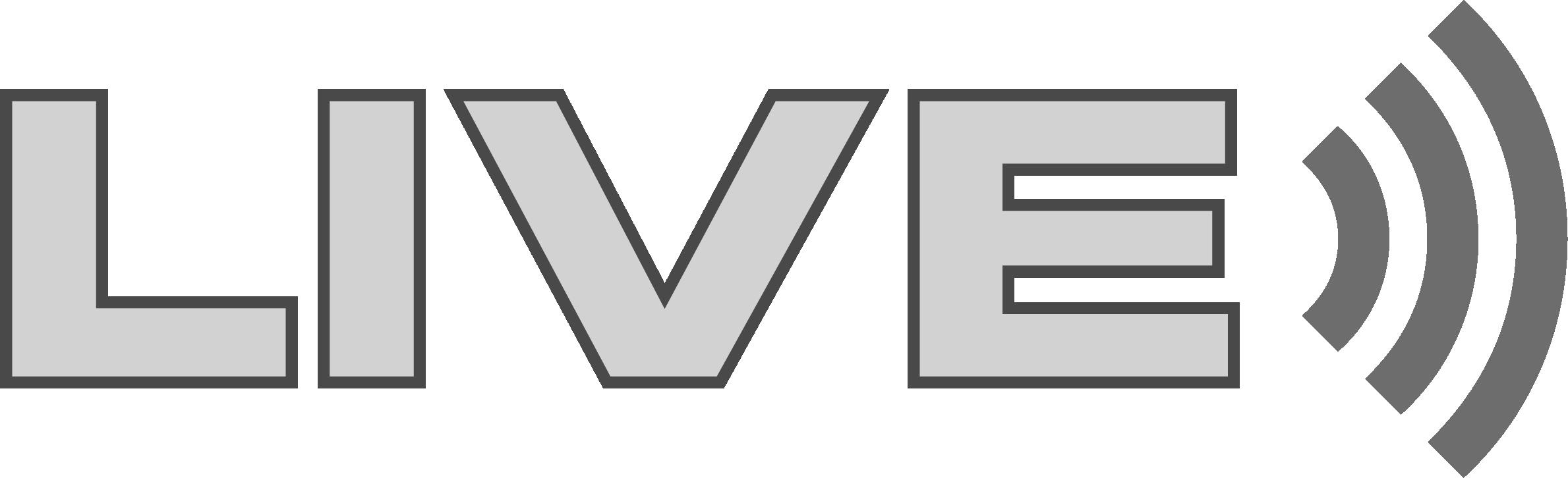 vrx live logo