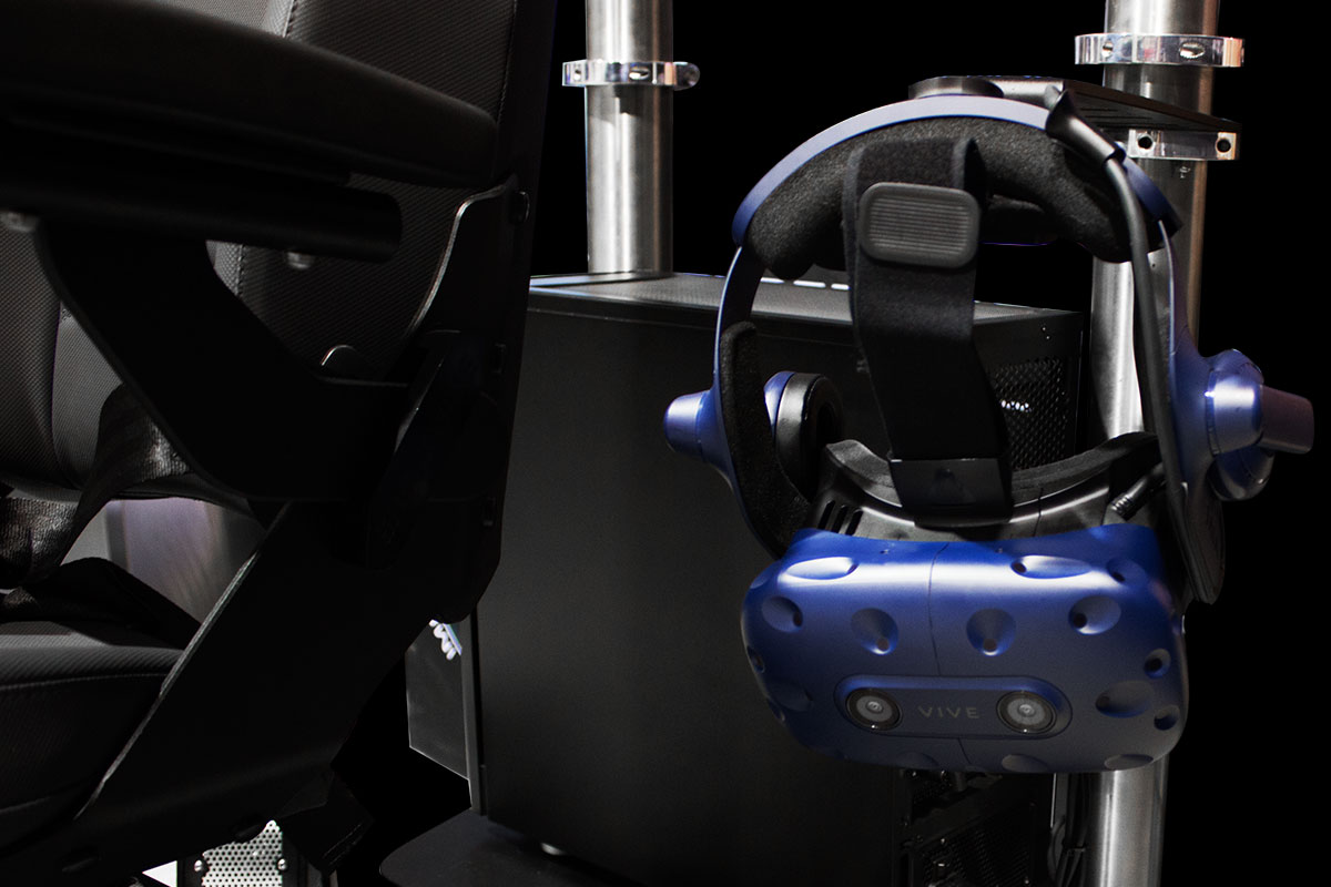 INTEGRATED VR HEADSET