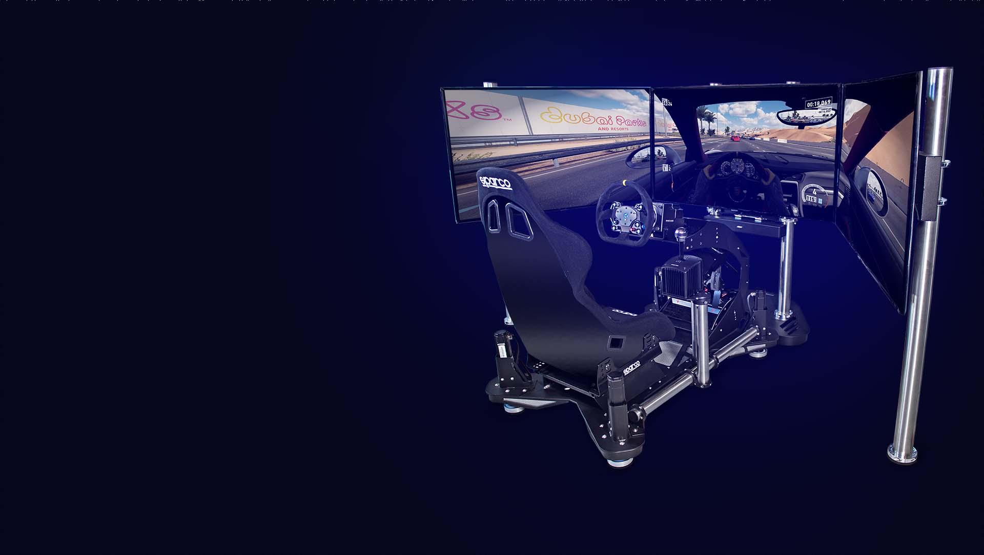 imotion racing simulator