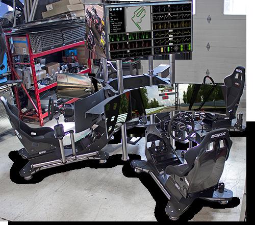 iMotion simulator raceroom