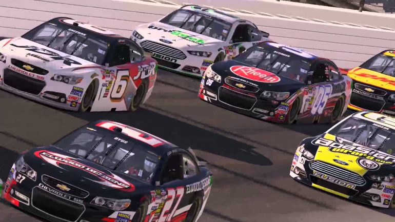 iracing nascar simulation
