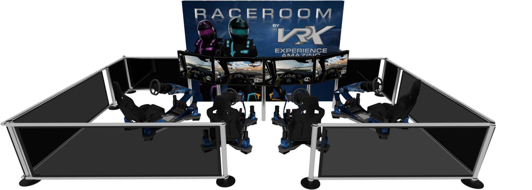 vrx raceroom silver simulators
