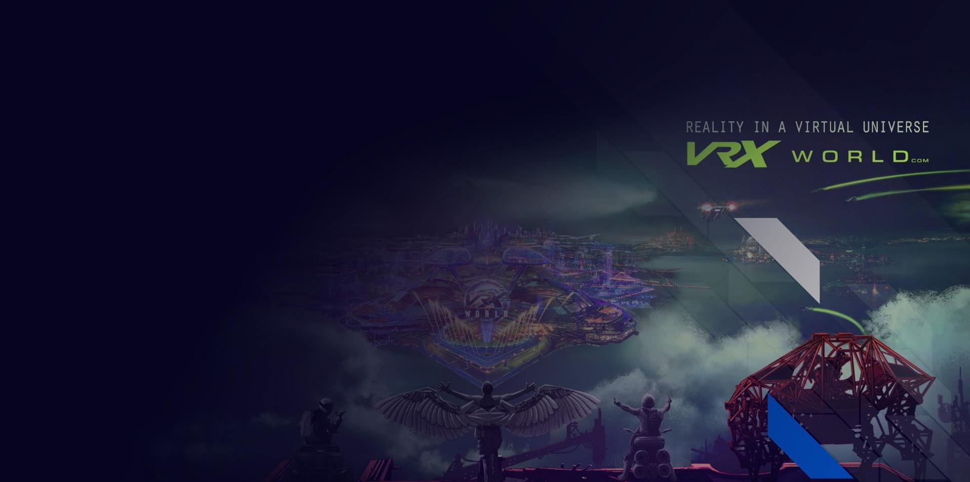 vrx world concept